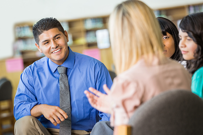 School-Based Health Center – School Collaboration