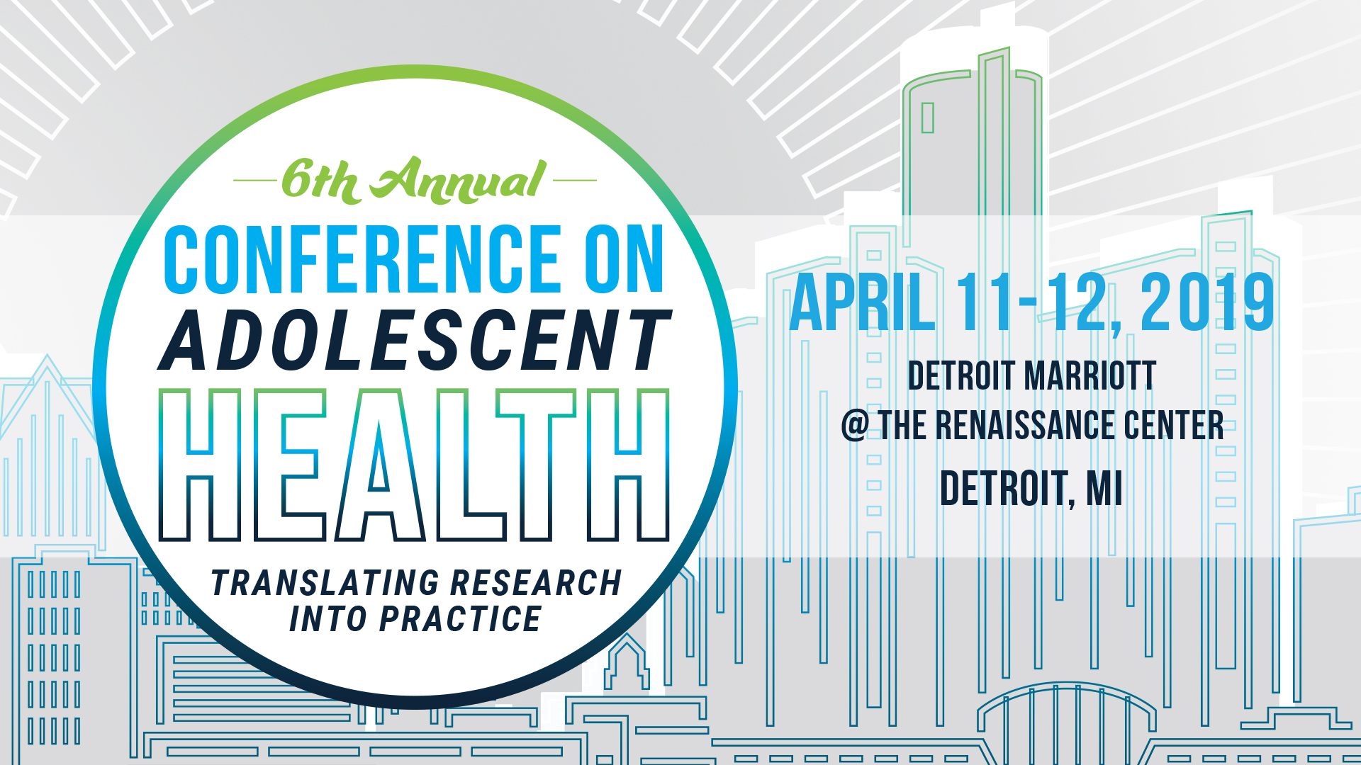 Annual Conference: 2019 Conference Slides - Adolescent Health Initiative