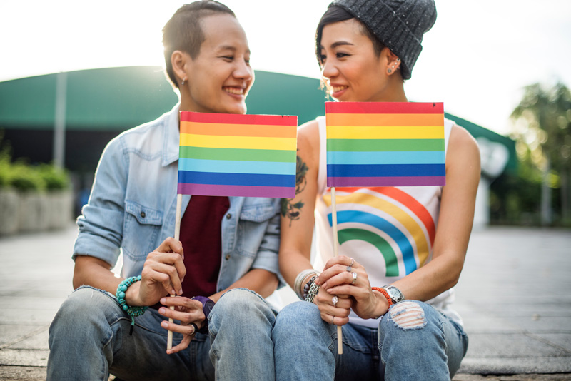 LGBTQ+ Youth-Friendly Services